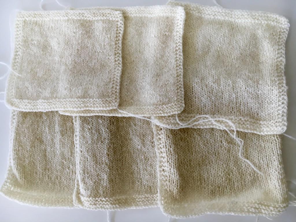 strikkeprøver